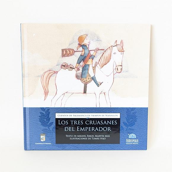 Cuentos de Salamanca en tiempos de Napoleón.