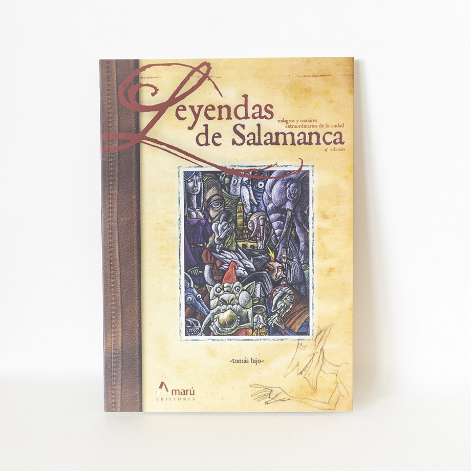 Leyendas de Salamanca.