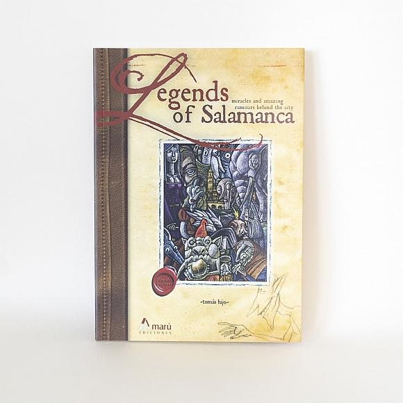 Leyendas de Salamanca en inglés.