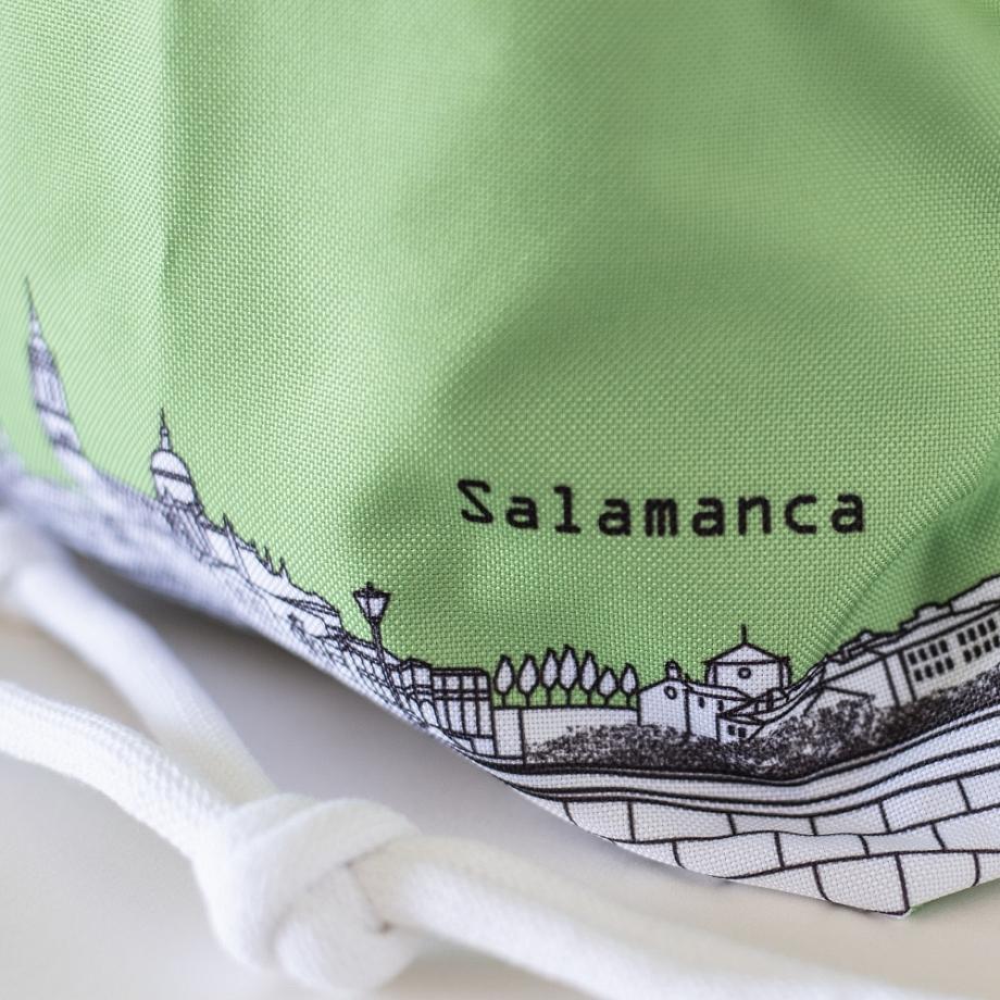 Mochila Skyline Salamanca Verde