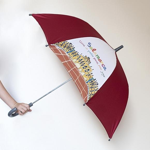 Paraguas Infantil Rojo