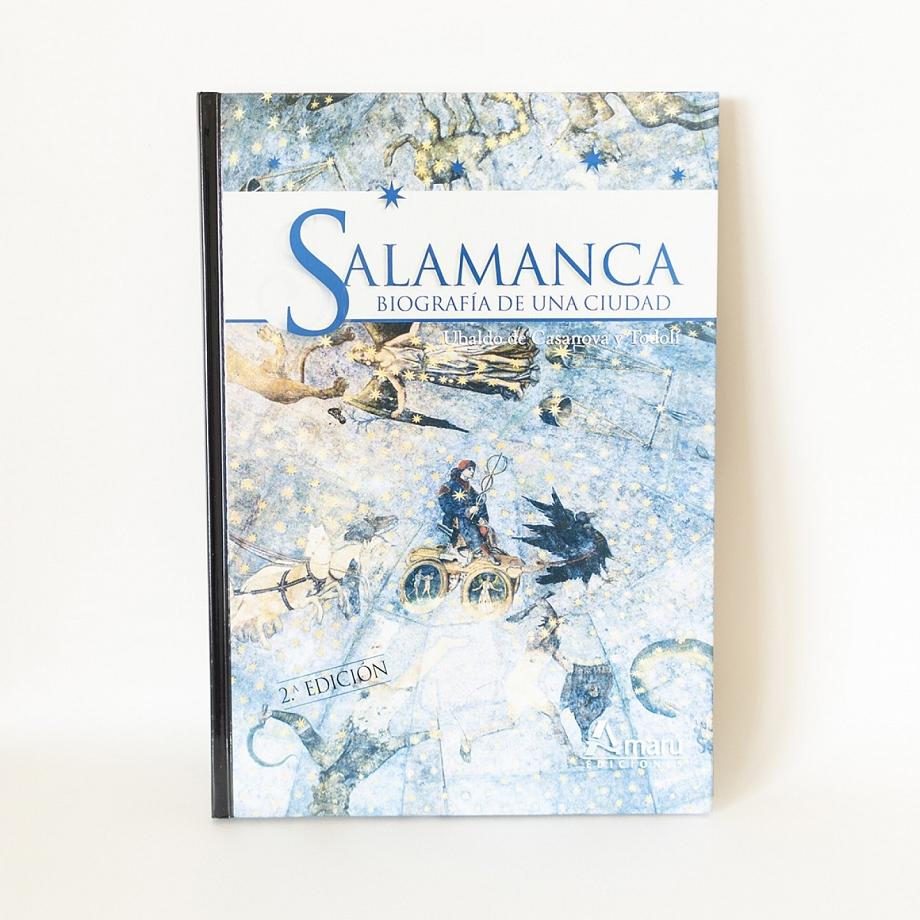 Salamanca biografía de una ciudad